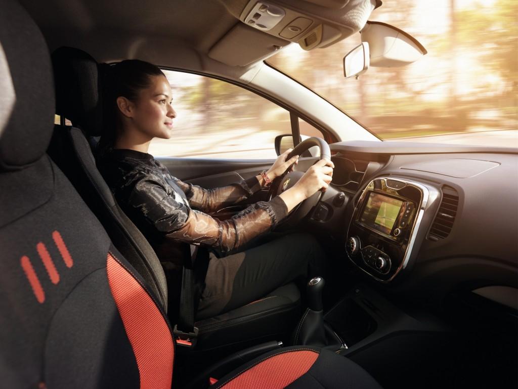 Szkola Bezpiecznej Jazdy Renault_
