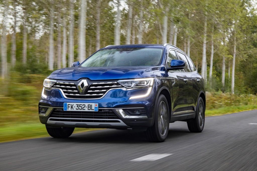 2019 - Essais presse Nouveau Renault KOLEOS