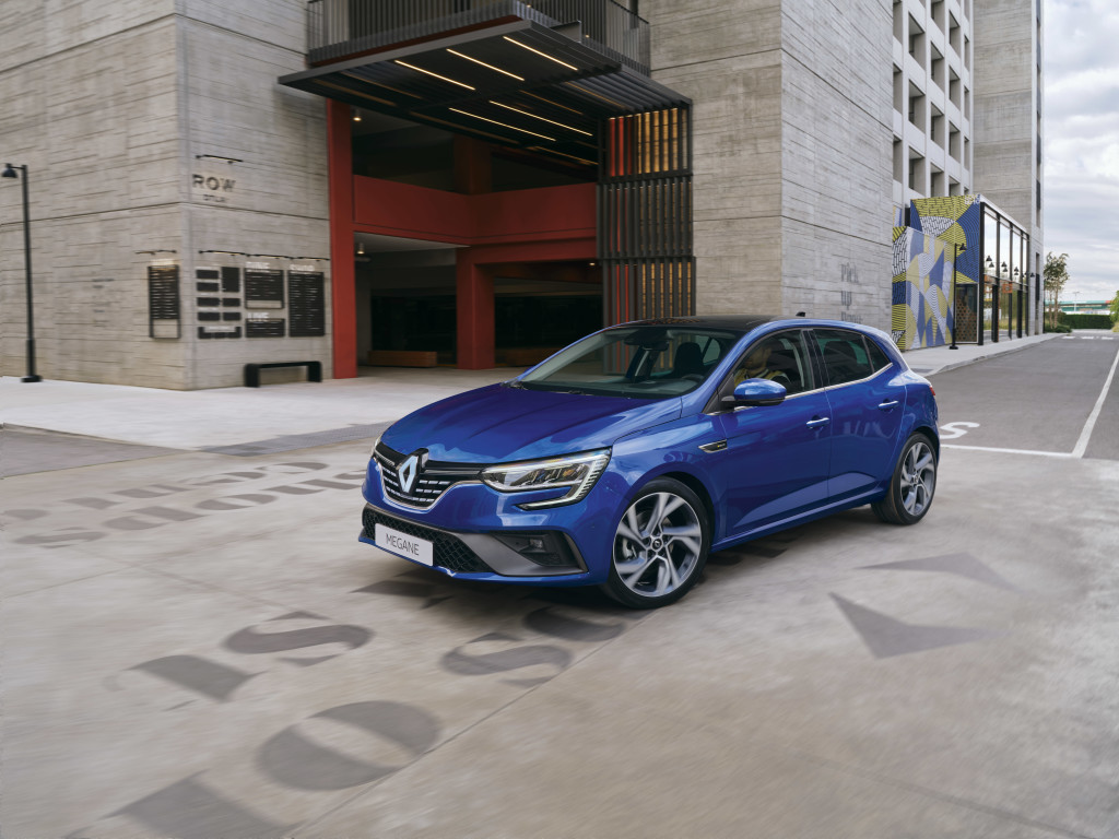 2020 - All New Renault MEGANE Hatchback R.S. Line (6)