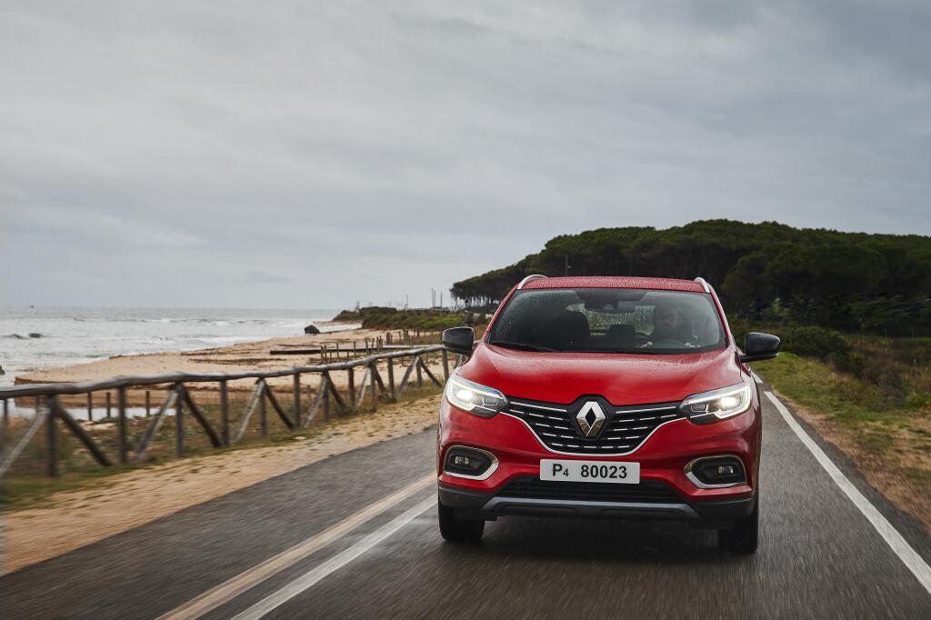 2018 - New Renault KADJAR tests drive in Sardinia (17)