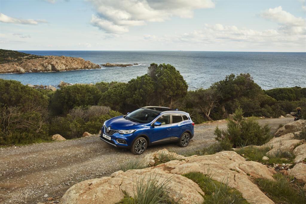 2018 - New Renault KADJAR tests drive in Sardinia (16)